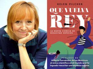 Helen Pilcher, científica, escritora y comediante británica