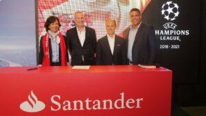Santander Champions