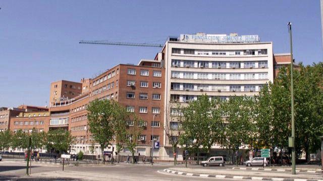 Fundación Jiménez Díaz