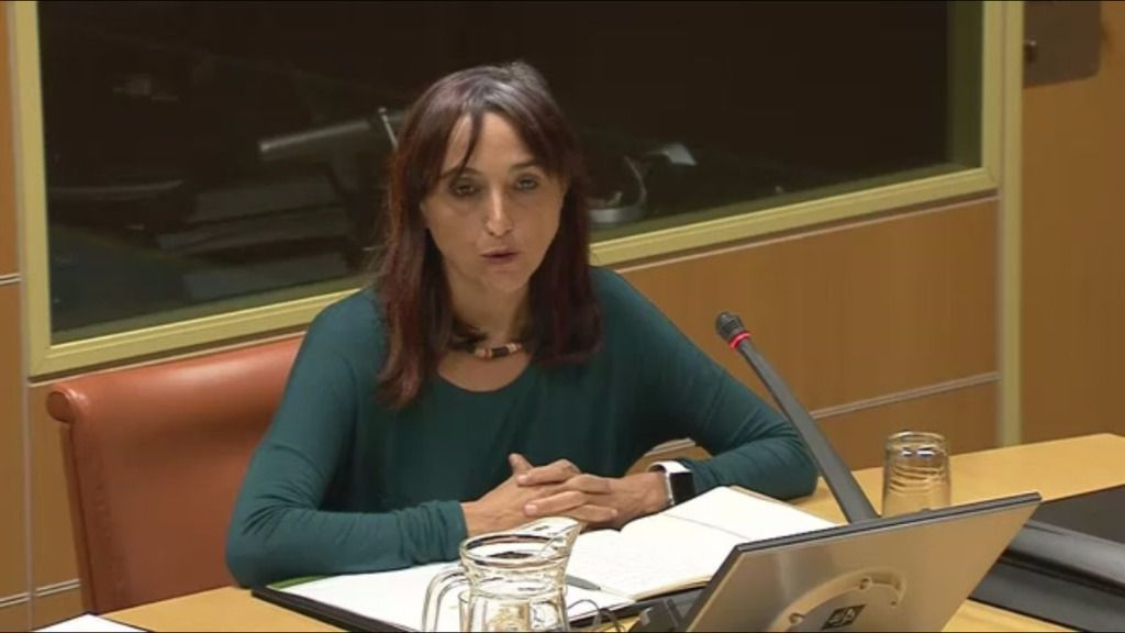 Helena Maleno, activista de Caminando Fronteras.
