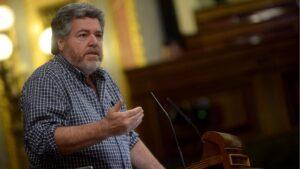 Juan López de Uralde, Coportavoz Federal de EQUO