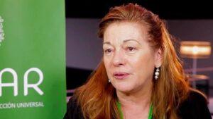 Pilar Manjón, expresidenta de la Asociación 11-M Afectados del Terrorismo