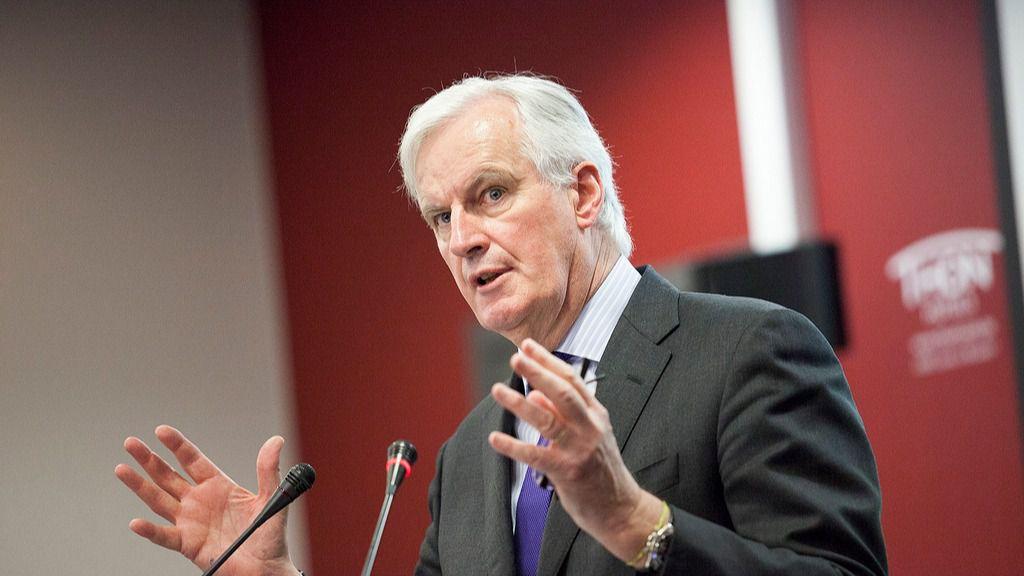 Michel Barnier, negociador de la UE para el Brexit
