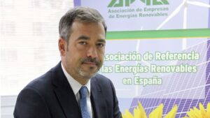 José María González Moya, director general de APPA Renovables