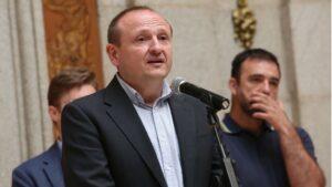 Miguel Ángel Redondo, portavoz de Economía de Ciudadanos en el Ayuntamiento de Madrid