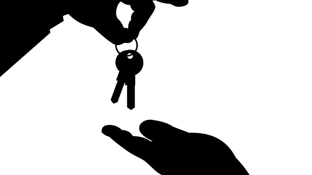 llaves manos alquiler vivienda casa
