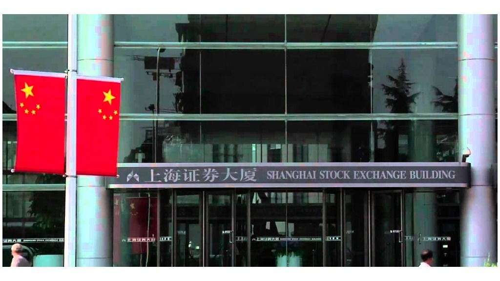 Bolsa de Shanghai