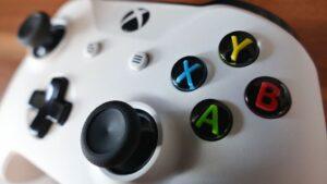 xbox consola mando videojuego microsoft