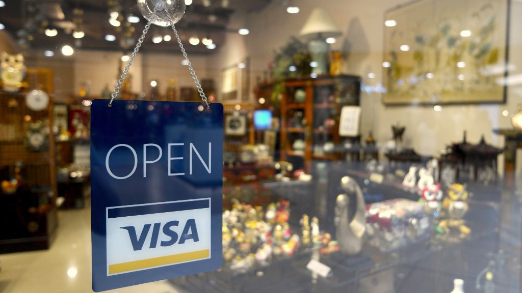 Visa tarjeta credito tienda