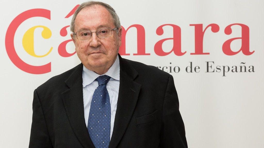 José Luis Bonet, presidente de la Cámara de Comercio de España y de Freixenet