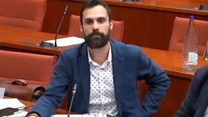 Roger Torrent, diputado de ERC