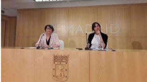 Rita Maestre e Inés Sabanés prevén que las obras comiencen en el segundo semestre