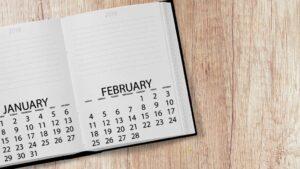 Agenda financiera Enero-Febrero 2018