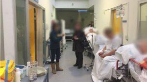 Urgencias del hospital Clínico