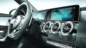 Mercedes asistente de voz
