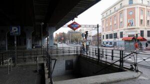 Estación de metro Puente de Vallecas