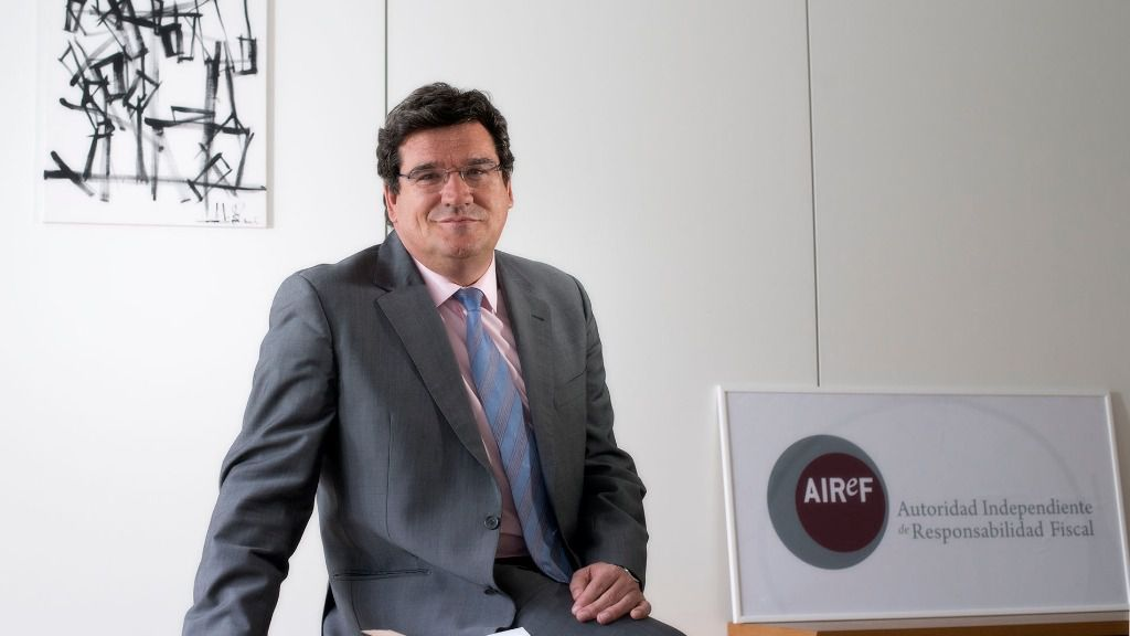 José Luis Escrivá, presidente de AIReF