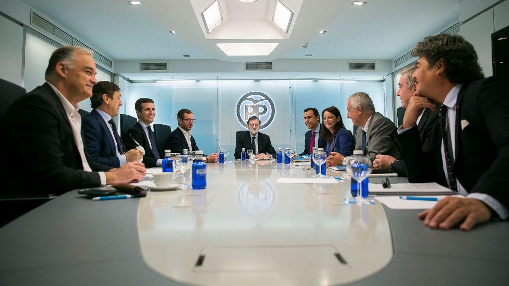 Partido Popular comite de direccion PP