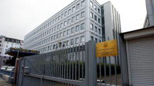 Embajada de Corea del Norte en Berlín
