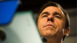 Fernando Martínez Maillo, coordinador general del PP