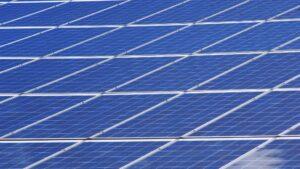 Paneles solares sol renovables