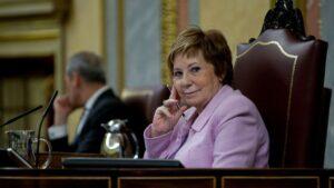Celia Villalobos, Diputada en las Cortes Generales por Málaga