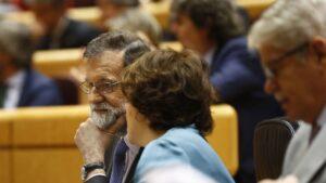 Mariano Rajoy y Soraya Sáenz de Santamaría