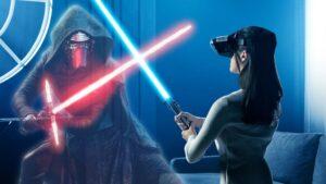 Realidad aumentada de Star Wars