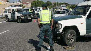 Unidad de Acción Rápida de la Guardia Civil.