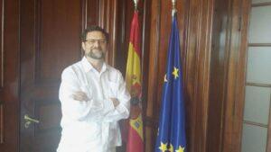 Juan José Buitrago de Benito, embajador español en La Habana