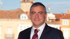 Javier de Andrés, diputado General de Álava por el PP