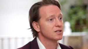 James Clarke, co-líder de Renew