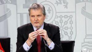 Íñigo Méndez de Vigo, ministro de Educación, Cultura y Deporte y portavoz del Gobierno
