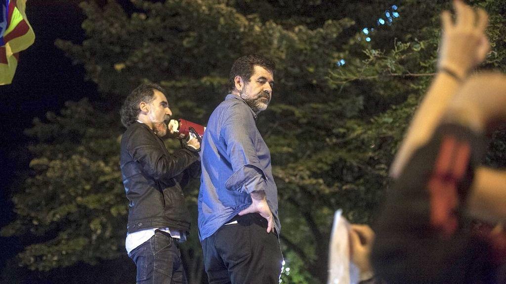 Jordi Sànchez, exlíder de la ANC y 'número dos' de la candidatura de Junts per Catalunya