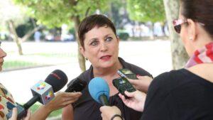 Mercedes Gallizo, diputada autonómica del PSOE en la Comunidad de Madrid