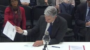 Ricardo Costa, exsecretario general del PPCV.