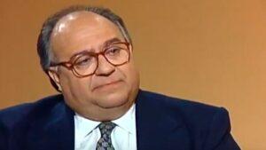 Humberto Calderón Berti, expresidente de OPEP