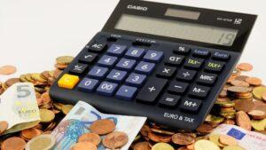 calculadora euro monedas billetes