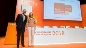 Pedro Guerrero y María Dolores Dancausa