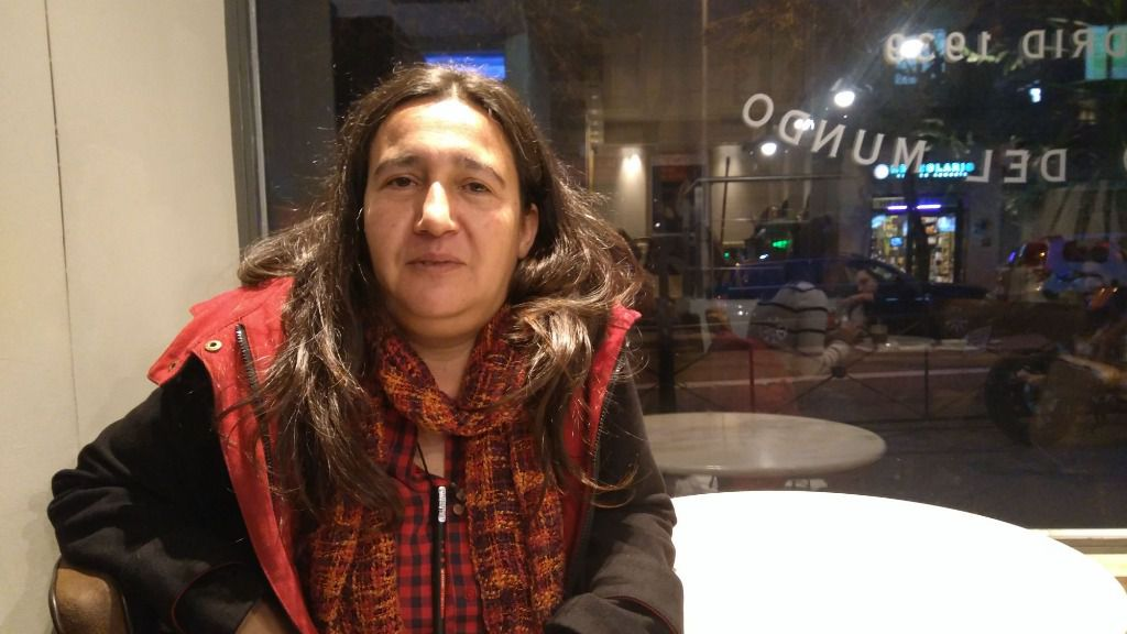 """Raquel Rodríguez, urbanista y coautora de """"De la especulación al derecho a la vivienda""""."""