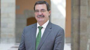 Manuel Molina, viceconsejero de Sanidad
