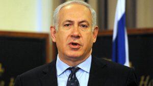 Benjamin Netanyahu, primer ministro de Israel