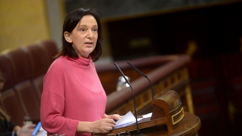 Carolina Bescansa, cofundadora de Podemos