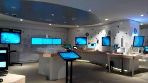 Centro Demostraciones Telefónica