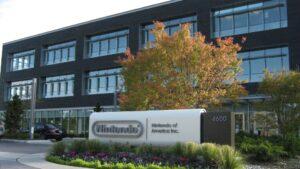 Edificio de Nintendo