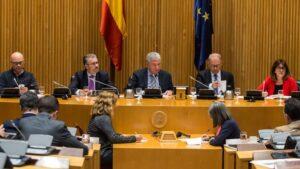 Francisco Granados comparece en Comisión