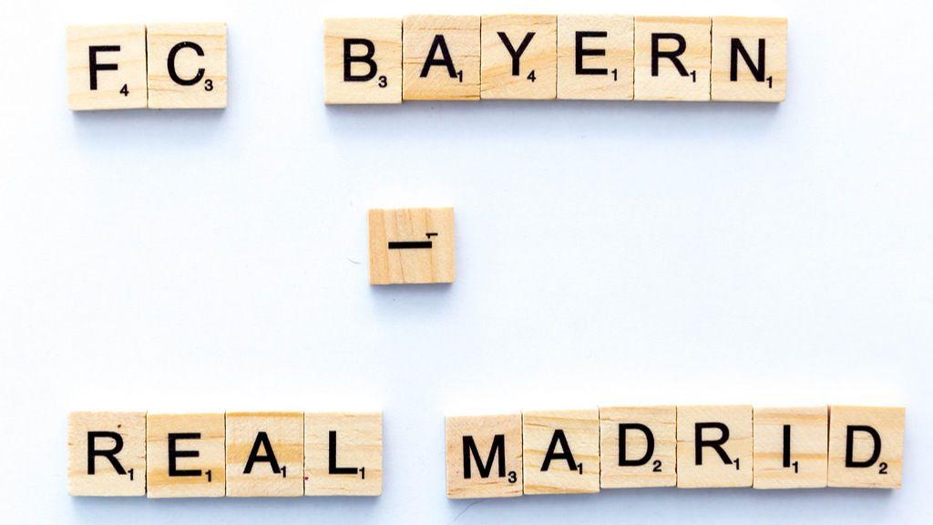 Real Madrid-Bayern de Munich