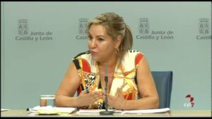 Rosa Valdeón, ex vicepresidenta de Castilla y León