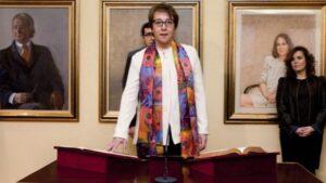Carmen Martínez Castro, secretaria de Estado de Comunicación.