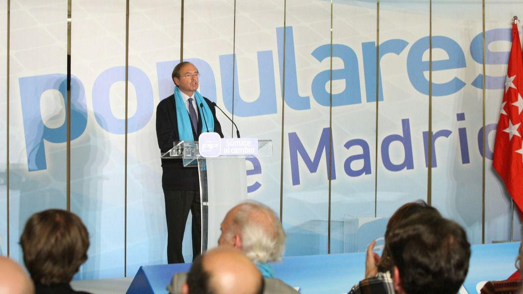 Pío García-Escudero Márquez, presidente del Senado de España